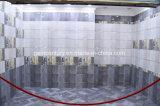 Azulejos de cerámica resistente al agua para inyección de tinta 3D, 300x600mm
