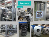 Промышленные сверхмощные цены моющего машинаы 100kg (передняя загрузка)