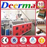 A linha de produção do perfil do WPC / Máquina de plástico