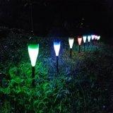 Zonne de Aangedreven LEIDENE Lichten van de Tuin voor Staven, Vierkant, Park, Binnenplaats, Decoratie