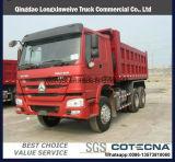Sinotruk HOWO 336HP 8X4 50ton 덤프 트럭