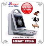 De digitale Draagbare Scanner van de Ultrasone klank, de Machine van de Echoscopie, de Kenmerkende Veterinaire Machine van de Ultrasone klank, het Instrument van de Dierenarts, Bcf, de PaardenUltrasone klank van Duitsland