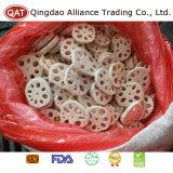 Gefrorene Lotos-Wurzel-Scheiben für den Export
