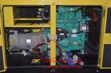 침묵하거나 열려있는 유형 Water-Cooled 40kVA Cummins 힘 디젤 엔진 발전기 세트