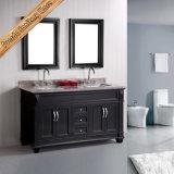Переходной шкаф ванной комнаты тщеты ванной комнаты твердой древесины Fed-1503