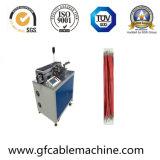 Double-End automatique complet de dénudage de fil machine de torsion et de l'étamage