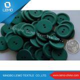 Полиэстер четыре отверстия кнопка полимера единообразных