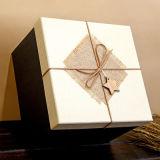 De grote Kleding van het Huwelijk, de Dozen van de Gift, de Dozen van de Gift, de Buitengewoon brede Vierkante Dozen van de Gift