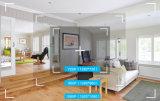 система CCTV 4CH беспроволочная WiFi 720p с 15inch набором наблюдения домашней обеспеченностью камеры IP монитора 4PCS 720p видео-