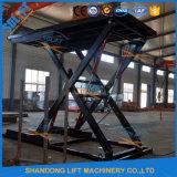 Hydrauliques stationnement d'ascenseur de véhicule