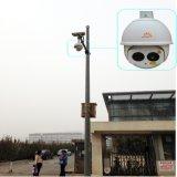 HDの赤外線機密保護IPレーザーの速度のドームのカメラ