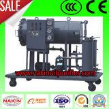 Fusión de Tj y separación del purificador de petróleo, máquina de filtración del petróleo