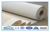 Graça /Basf Pré aplicada de HDPE Self-Adhesive membrana impermeável Pt Standard/Norma ASTM