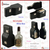 Frasco Shaped Single Bottle Wine Box (5496R2)