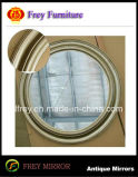 Blocco per grafici di legno decorativo dello specchio della stanza da bagno di disegno europeo