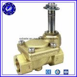 220 V AC 2/2 способ подачи пара воды латунный электромагнитный клапан