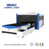 Proteção completa de tubos e placas de metal do cortador a Laser de fibra LM3015hm3