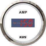 """2 """" 52mm Digital Ammeter l'ampère Gauge +/-150A con Current Selezionano-in su Unit"""