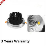 O diodo emissor de luz quente da ESPIGA da venda 10W15With20With30With40W ilumina-se para baixo