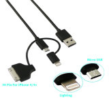 Data Transfer CableのためのMfi 1 Certificate USB Cableに付き昇進の3