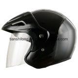 Китайское шлем двигателя стороны мотоцикла 3/4 открытый