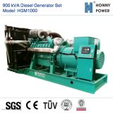 900kVA Googol 엔진 50Hz를 가진 디젤 엔진 발전기 세트