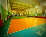 Gute Qualitätsplastikvinylvolleyball-Sport-Bodenbelag