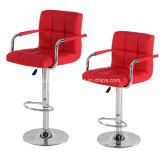 Het Leer Barstools van de barkruk Pu zit Regelbare TegenStijl zs-602 van de Bar van de Wartel voor