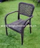 Una silla al aire libre que teje más barata de la alta calidad