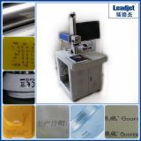 만기 Date Printing Machine 10W Fiber Laser Marking Machine