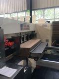Jyk-1270 Scherpe Machine van de Matrijs van de Doos van de Pizza van het Karton van de computer de Automatische Golf Roterende (de voeder van het lood) --2018new
