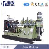 Installatie van de Boring van de Kern van het Type van aanhangwagen de Hydraulische (HF-8)