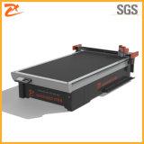 Flash de alta velocidad CNC Máquina de corte de tela