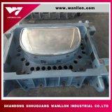 Estampado de precisión China mueren fabricante de moldes y molde estampando Maker