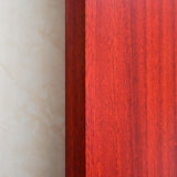Europäische Tür der Art-Wasser-beständige Dekoration-WPC mit Qualität