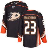 Anaheim Patos Brady Lyle Kevin Bieksa François Beauchemin Hockey camisolas