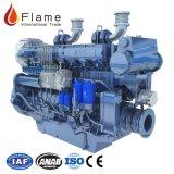 Weichai van uitstekende kwaliteit de Mariene Dieselmotor 720HP van 8170 Reeksen met CCS