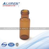 1.5ml Screw Neck Vial, 9-425 Thread, 32 x 12mm, Amber Glass, 1. Hydrolytic Class, Wide Opening