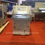 670mm doppelte hydraulische Edelstahl-Tasten-Papier-Ausschnitt-Maschine