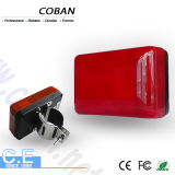 Taillight Shape를 가진 장기간 Standby Bike GPS Tracking Device