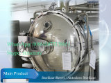 Alta eficiencia del esterilizador del esterilizador de Alimentos en latas