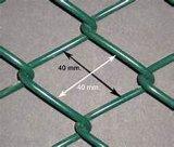 cerca galvanizada 2.5 milímetros 6FT da ligação Chain elevados com baixo preço de boa qualidade