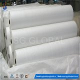White PP Woven Flat Fabric in Roll