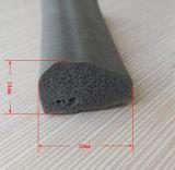 Espuma de silicona resistente al calor burlete