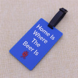Forneça mais barato Soft Pocket PVC Luggage Tag Pomotion Gifts on Sale