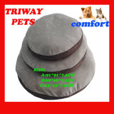 Soft Comfortable Velveteen Dog Cushion (WY161079-1A/C)