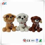 Het aangepaste Gevulde Stuk speelgoed van de Hond van het Puppy met Plastic Neus