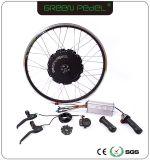 Greenpedel 48V 750W Kit de Motor do cubo de bicicletas eléctricas com bateria