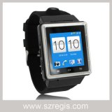 Doppel-Kern 3G voller Touch Screen Bluetooth intelligenter Uhr-Handy