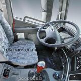 Camion à benne basculante de roue du mètre cube 10 du camion de dumper de HOWO 16